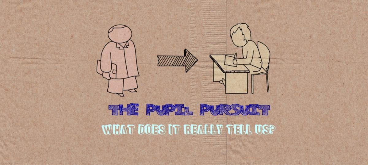 The Pupil Pursuit
