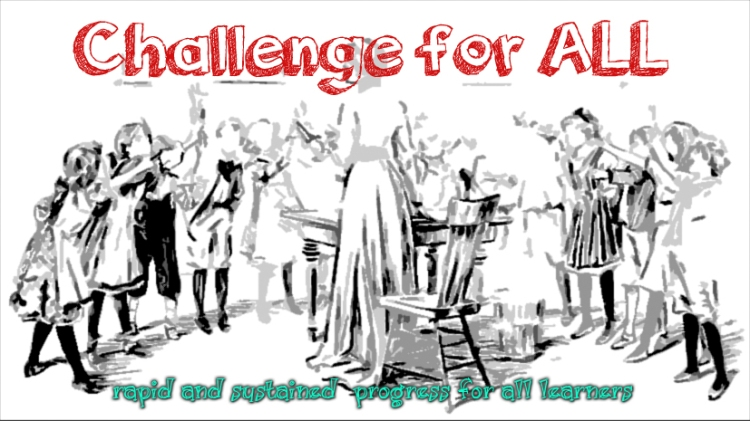 Challenge for all blog