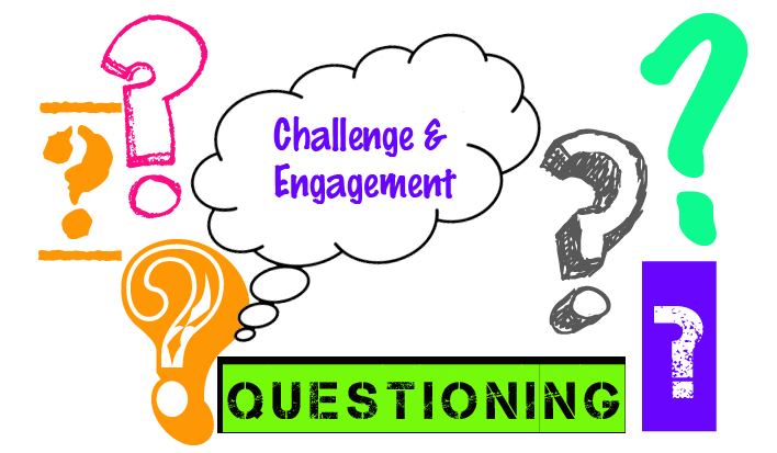 Questioning blog