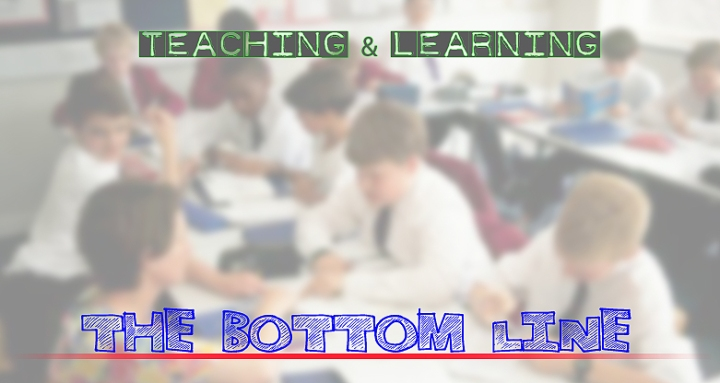 Bottom Line Blog