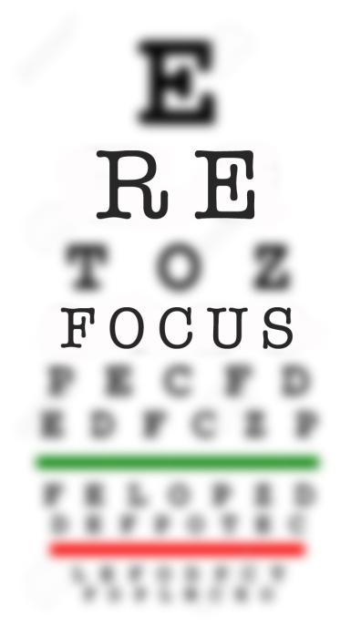 RE Focus blog