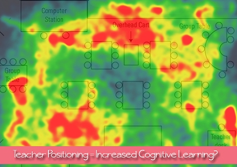 Teacher Positioning = Increased Cognitive Learning?